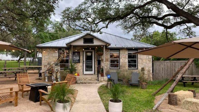 Basecamp Gallery, Wimberley Texas
